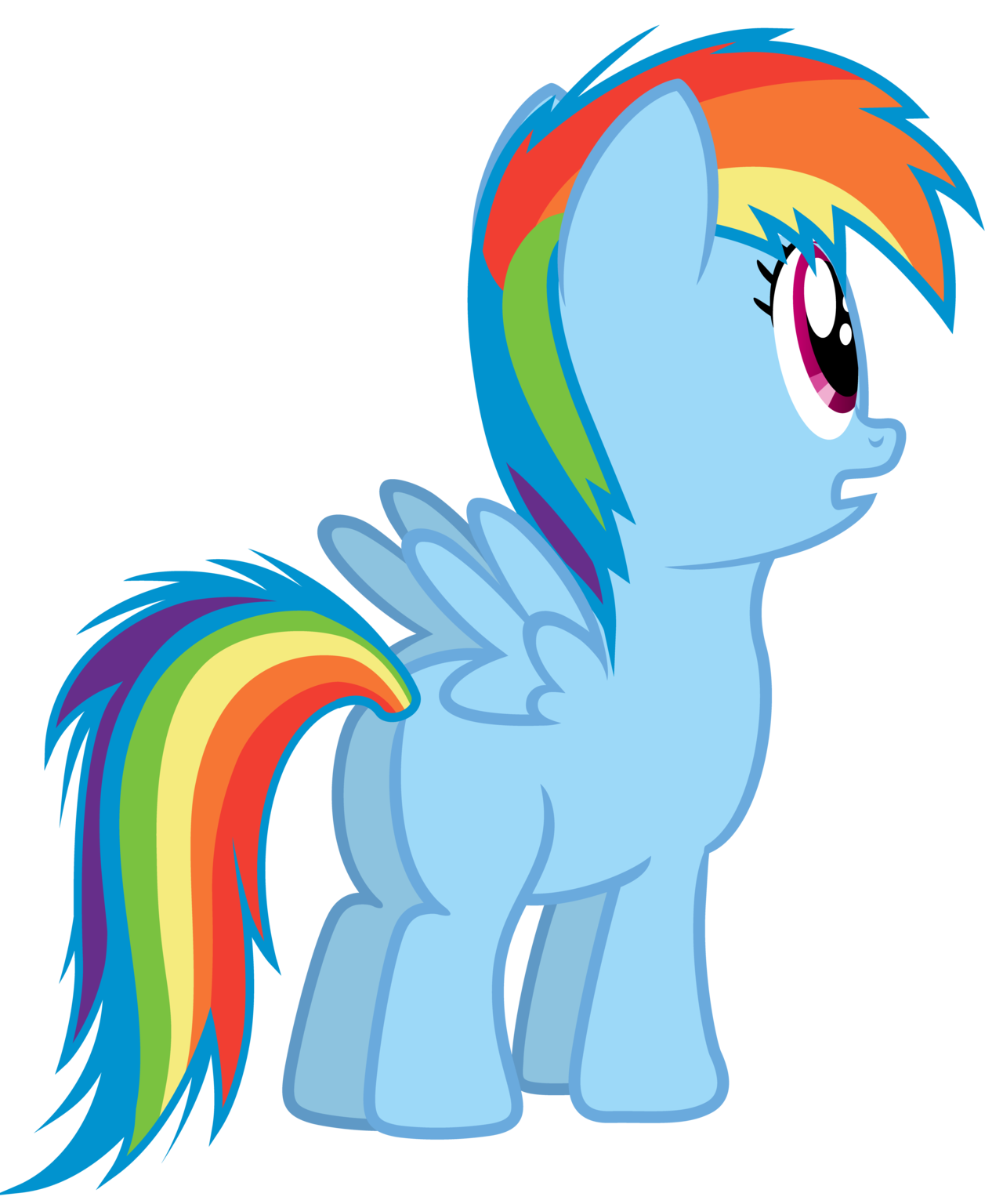 svg free Vector cannon filly. Dash what are you