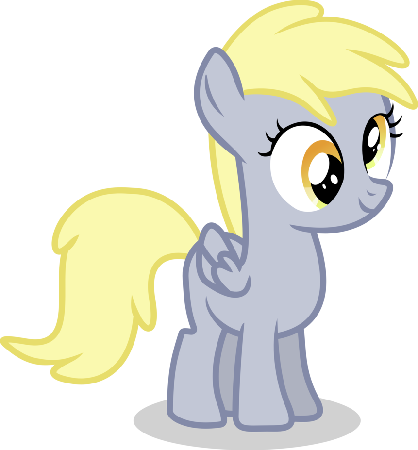 jpg royalty free stock Derpy by brony on. Vector cannon filly