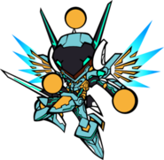 svg free download Jehuty of wiki fandom. Vector cannon zone the enders