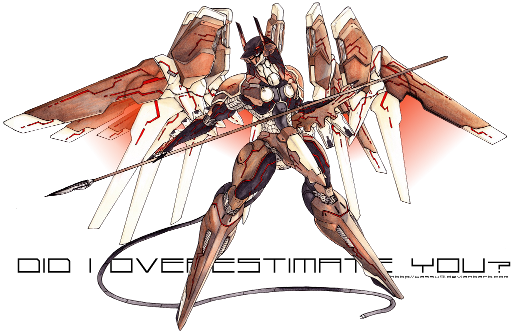 vector transparent Zoe orbital frame anubis. Vector cannon zone the enders