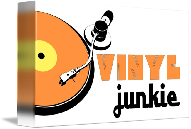 free library DJ Vinyl Junkie