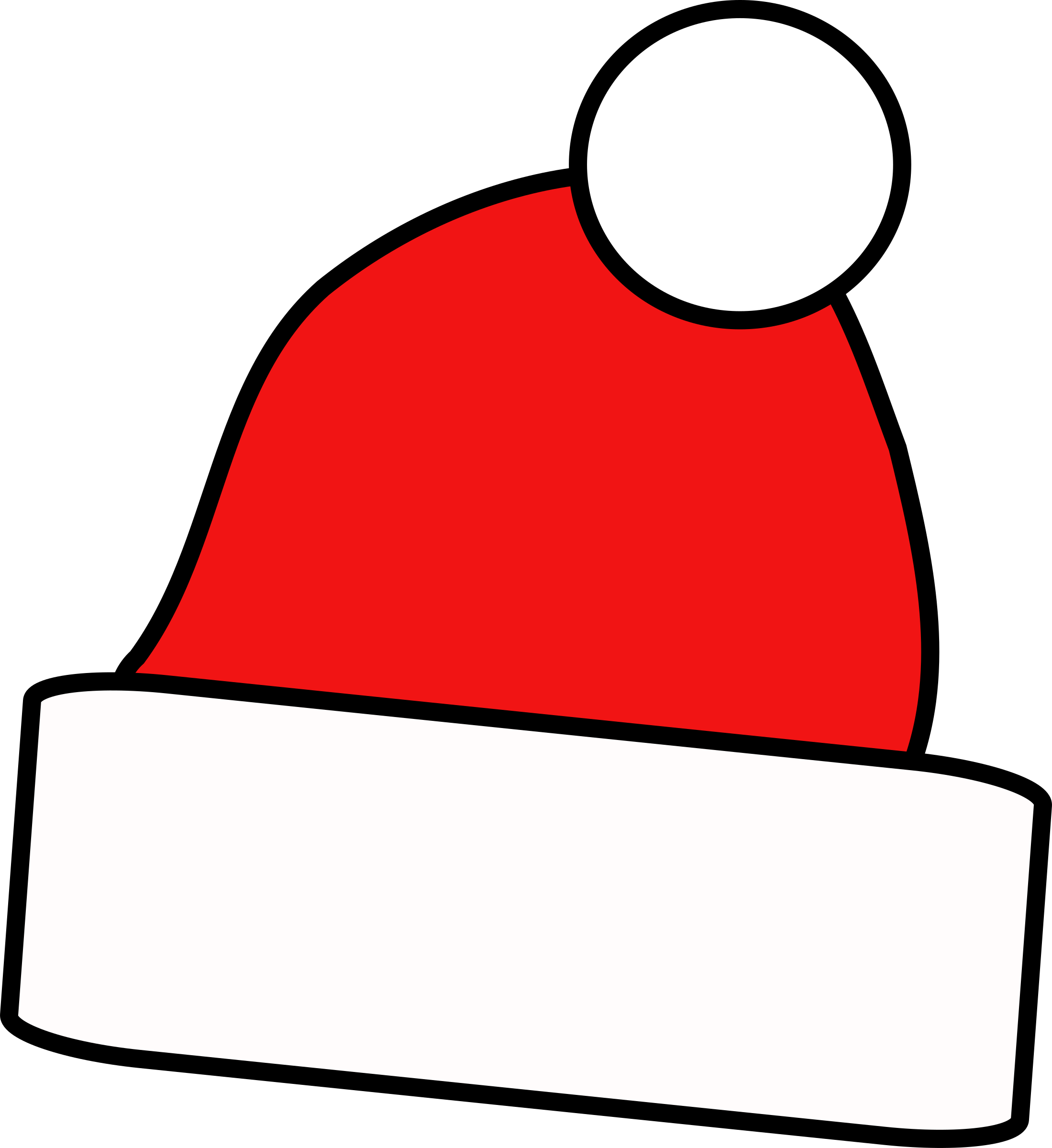 picture royalty free stock Christmas big image png. Grinch clipart hat