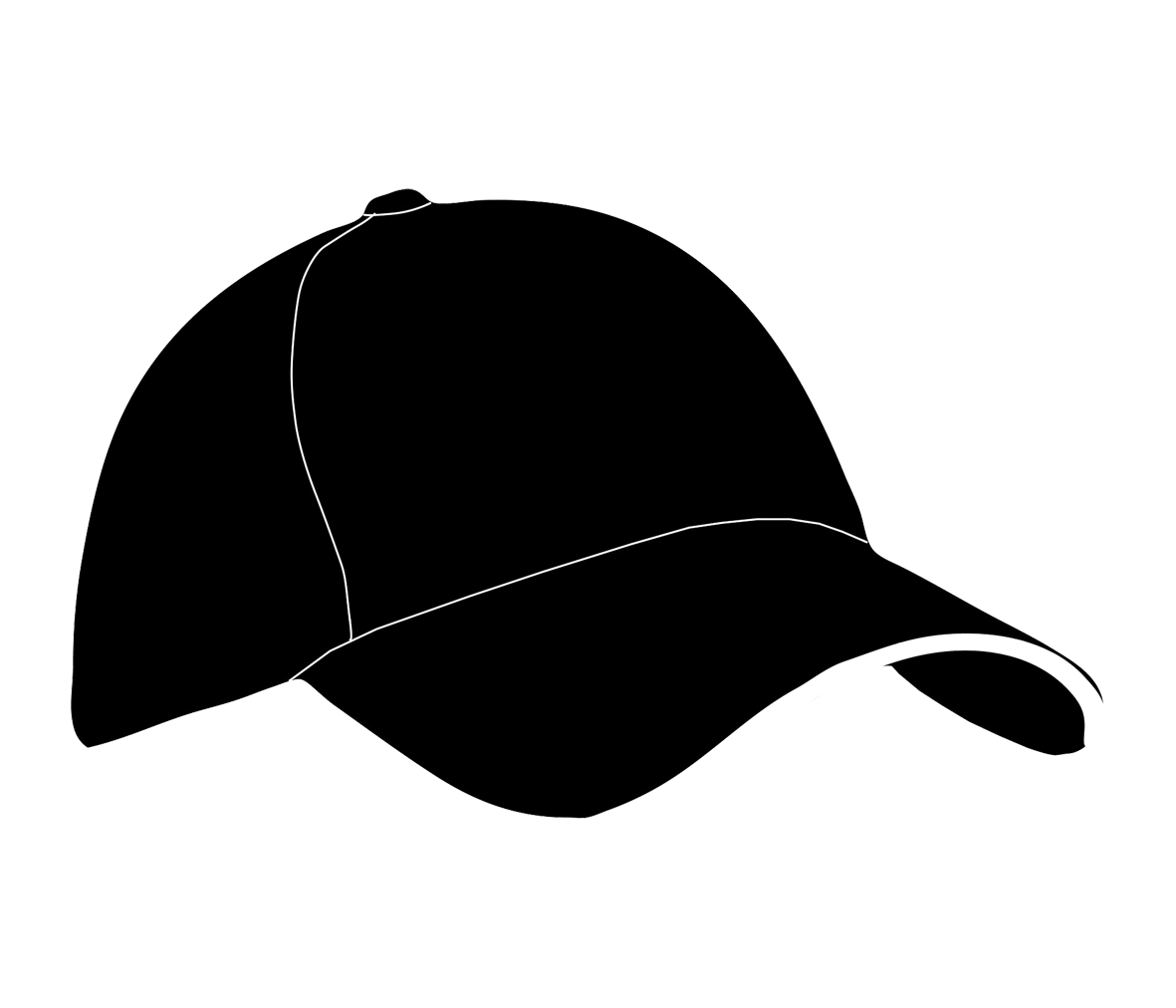 freeuse download Cap clipart sketches. Baseball hat .