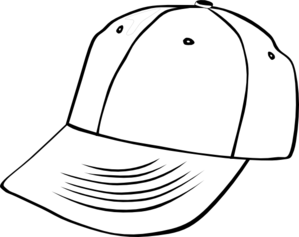 jpg black and white Cap clipart sketches. Free cliparts.