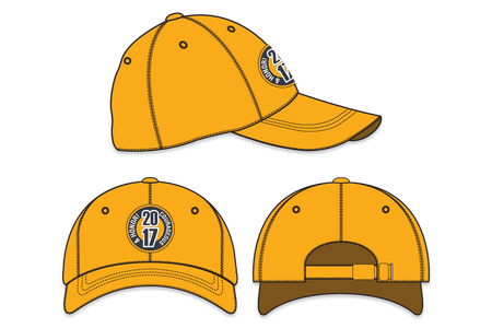 vector free cap designs templates