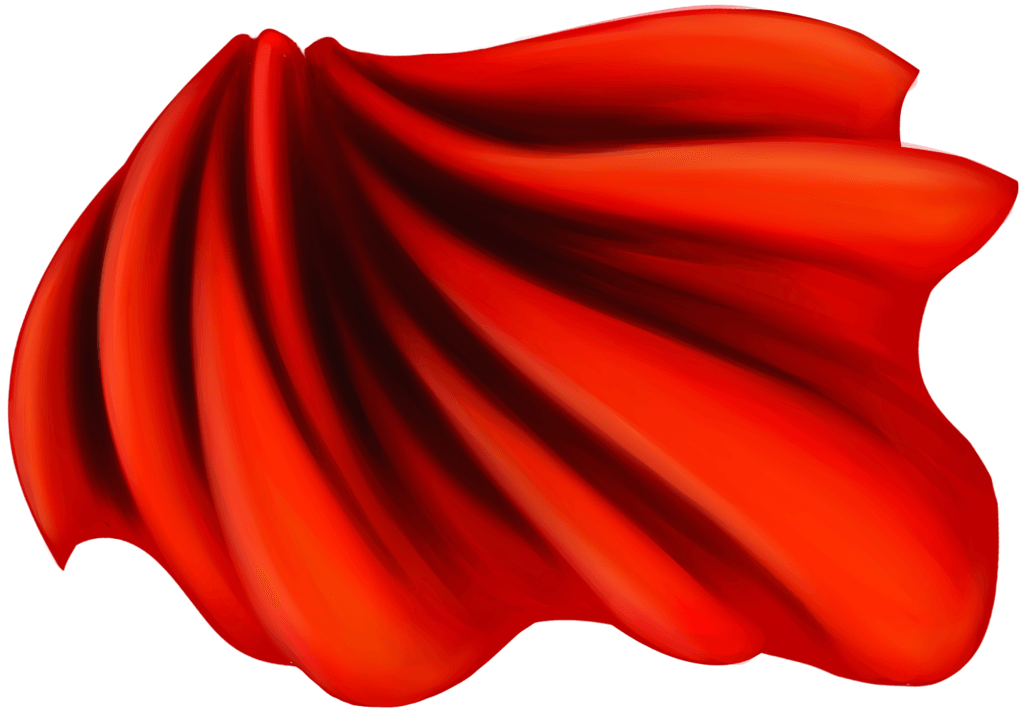 clip black and white Cape clipart. Red transparent png stickpng