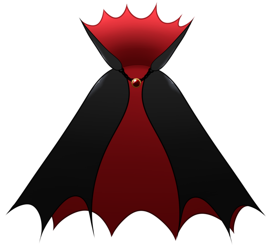clip library library Vampir clipart vampire cape. By stellarcomet on deviantart
