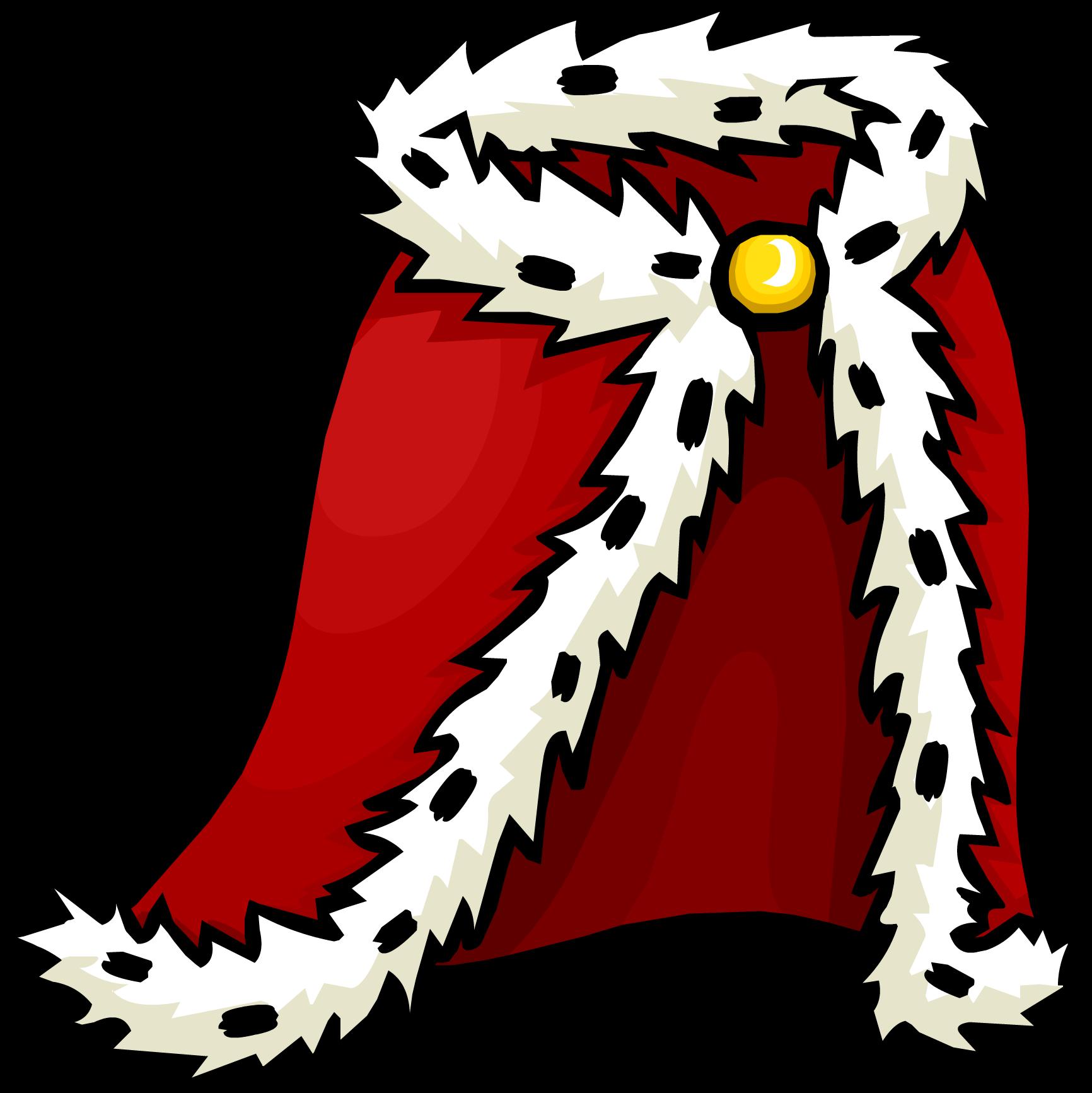 picture stock Royal robe club penguin. Cape clipart king cape.