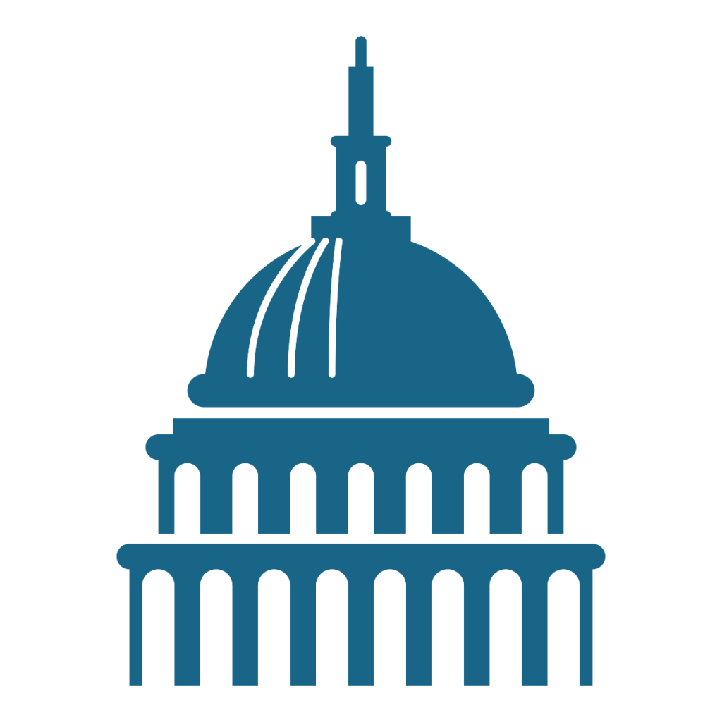 freeuse library State legislators united for. Washington dc clipart house rep