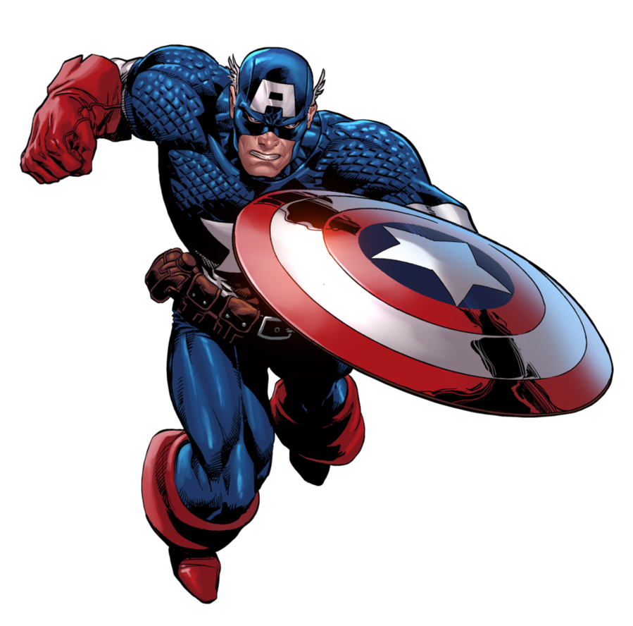 png free download Captain America Clipart
