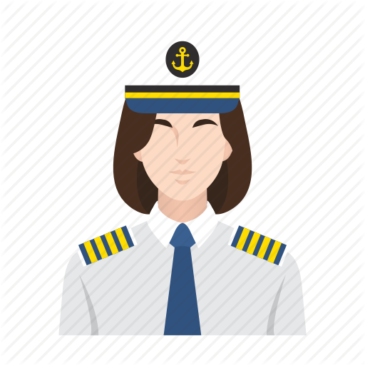 svg transparent library Captain clipart. Cruise ship free on