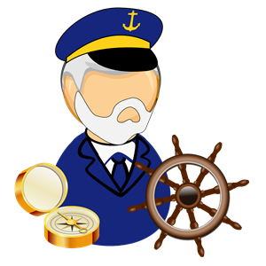 clip free download Sea cliparts of free. Captain clipart