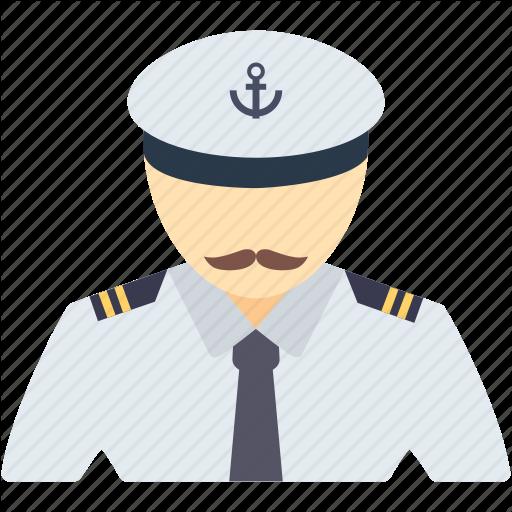 transparent download Captain clipart ship pilot.  professions by smart.