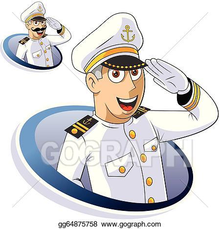 svg transparent Vector stock marine clip. Captain clipart ship pilot.