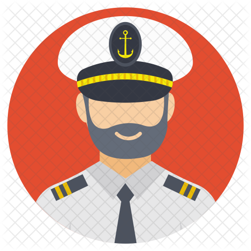 clip free Shipping navy sailing head. Captain clipart ship pilot.