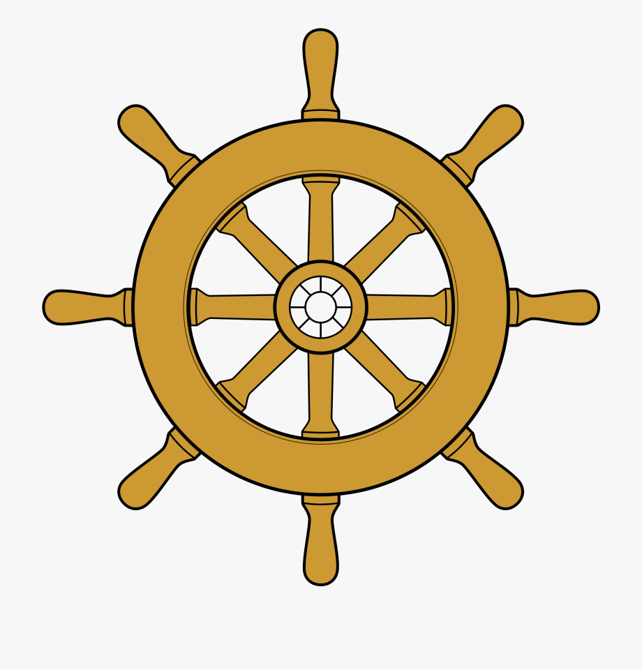 clip transparent library Captain for free download. Captains wheel clipart.