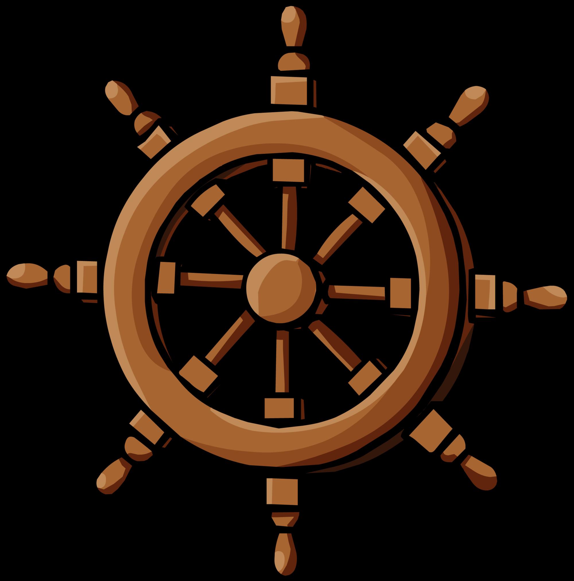 jpg free Captains wheel clipart. Image captain s sprite
