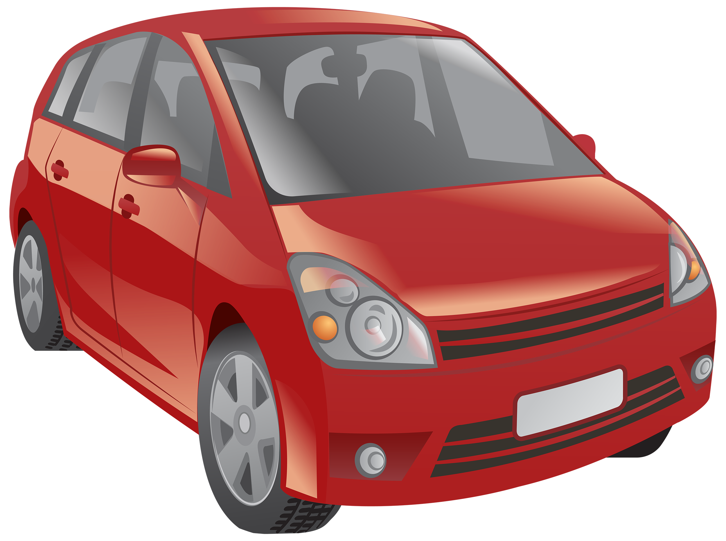 vector royalty free stock Red png best web. Car clipart