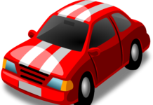 banner royalty free download  top view of. Car clipart