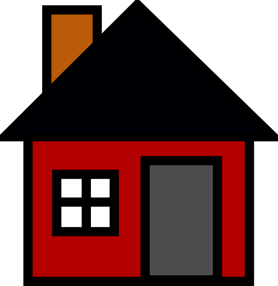 banner transparent Clipart House Images Free Image