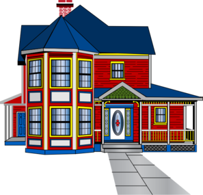 vector Car clipart house. Aabbaart game clip art.