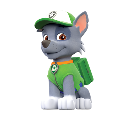 png transparent download Rocky character main x. Car clipart paw patrol.