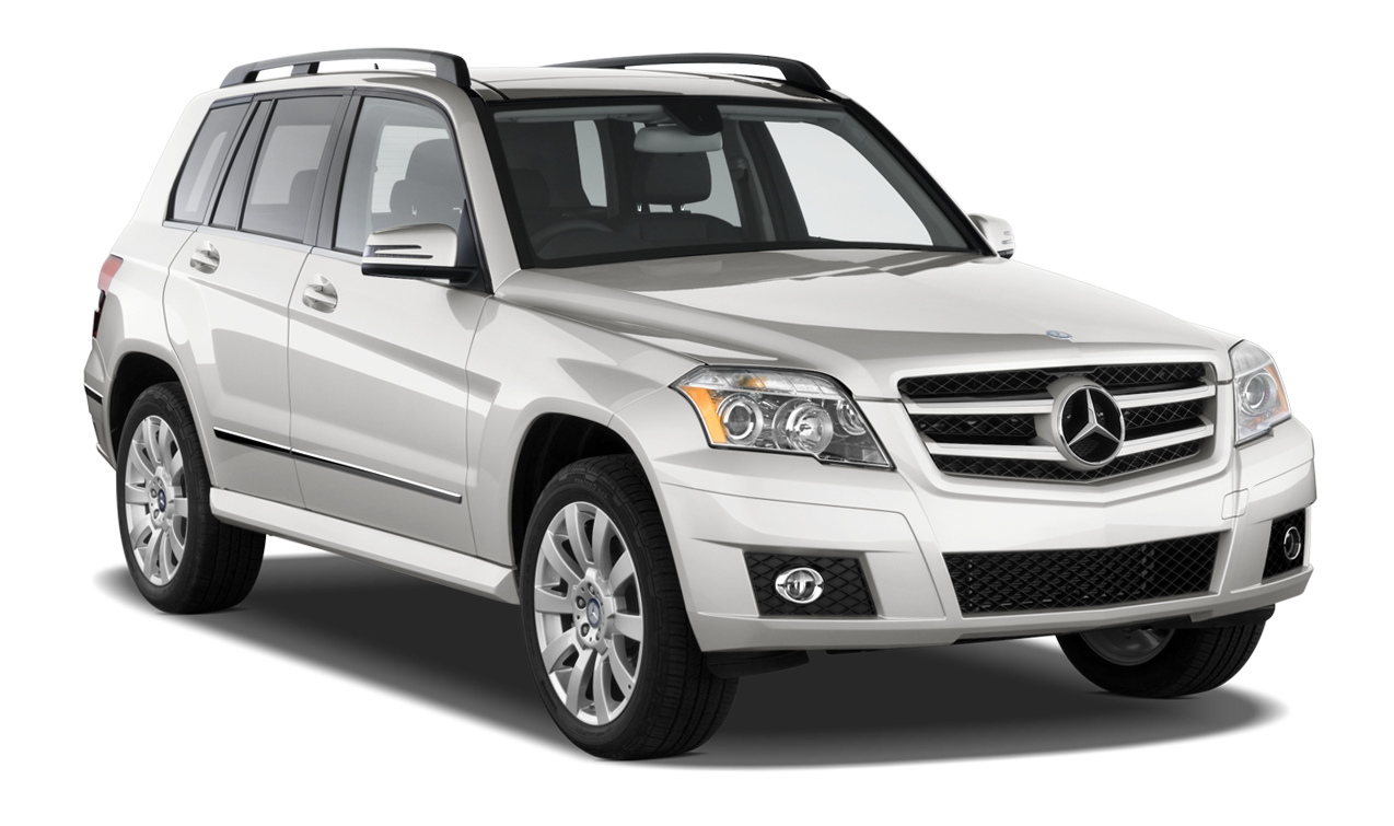 svg free stock White Mercedes Benz GLK Car PNG Clipart