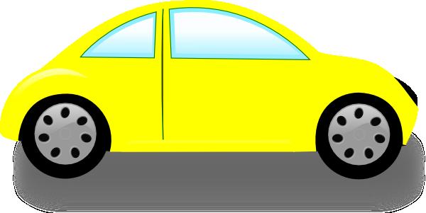 clip royalty free Yellow Car clip art