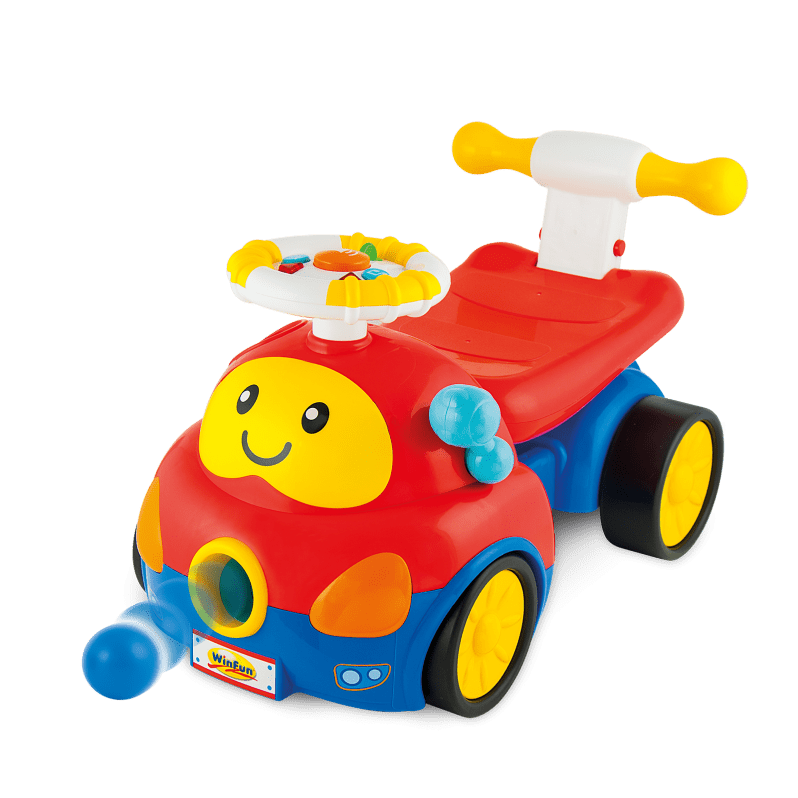 picture transparent stock WinFun Walker Ride