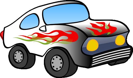 svg free bumper cars clipart #60592821