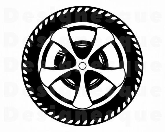 image royalty free stock Svg car tire files. Clipart wheel.
