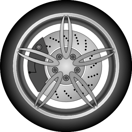clip freeuse download Car wheel clipart. Clip art free vector.
