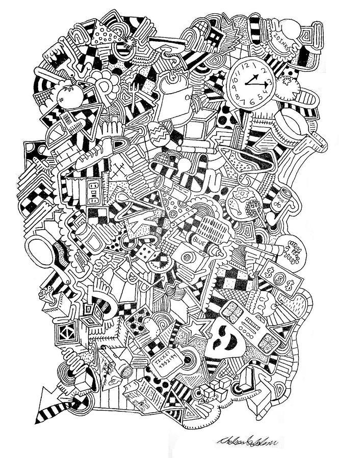 graphic black and white stock carbohydrate drawing collage #144644737