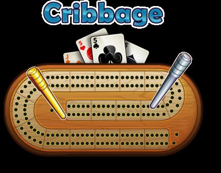 image Random salad games deluxe. Card clipart cribbage.