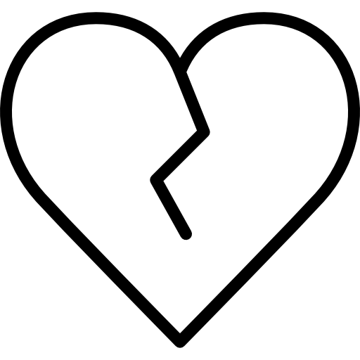 picture transparent stock Heart free shapes icons. Drawing randomizer broken hearted