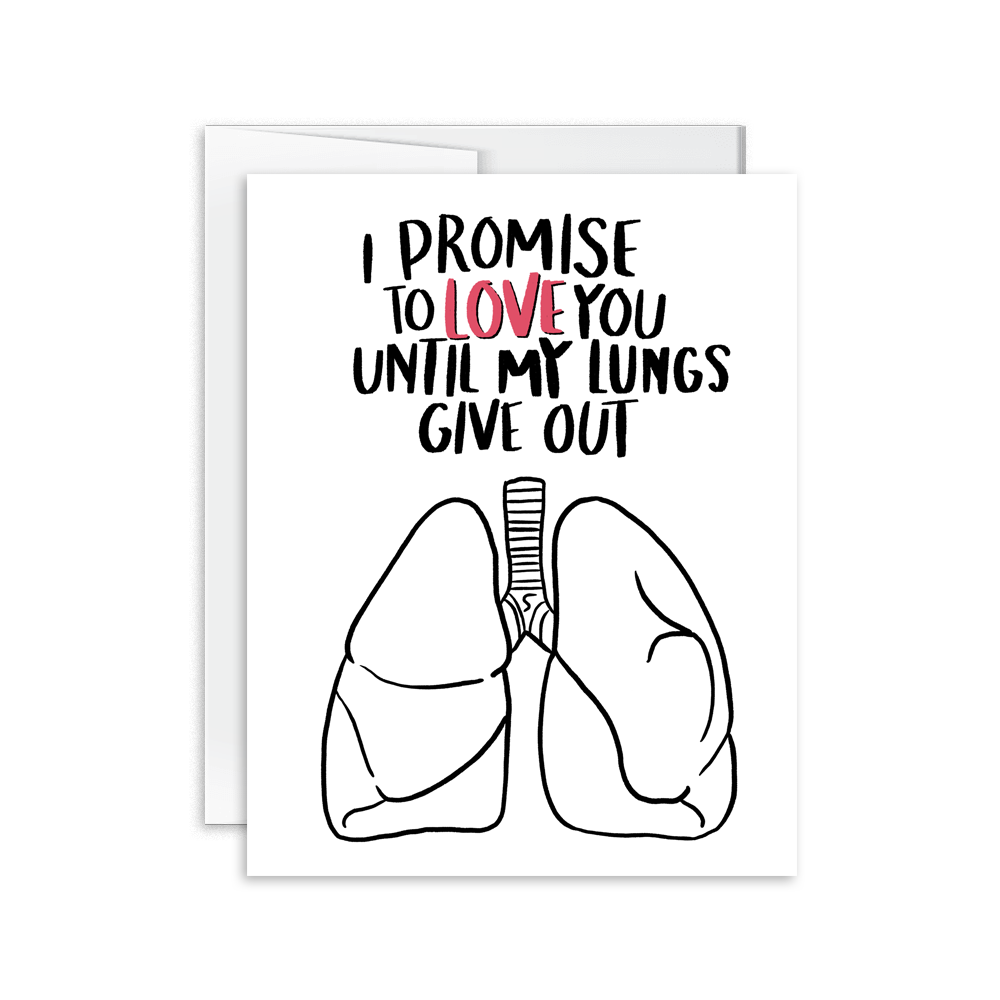 png library Lungs Promise Card