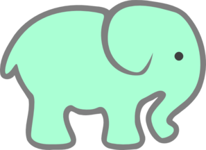 svg freeuse download Easy of at getdrawings. Unicycle drawing elephant