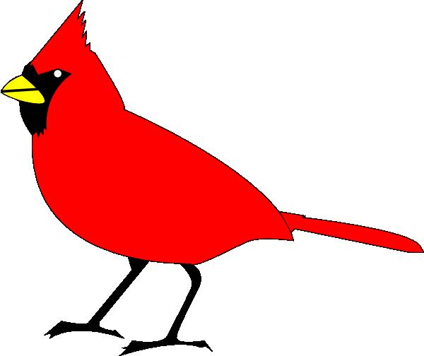 clipart free library Cardinal Bird Clipart