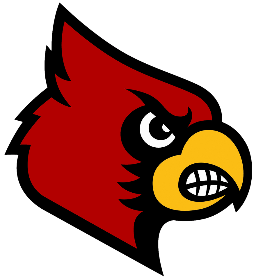 graphic royalty free stock Cardinal clipart cardinal football. At getdrawings com free.