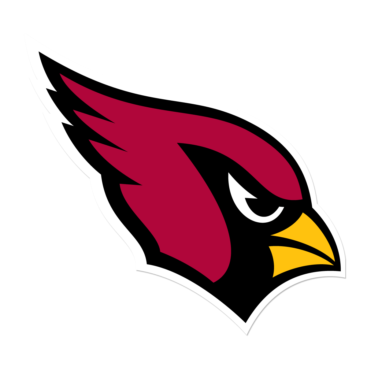 picture transparent Cardinal clipart cardinal football. Cheerleader of the week.