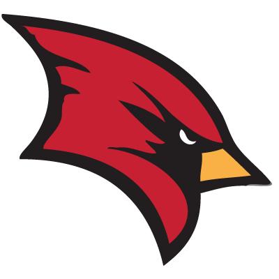 clipart freeuse stock Svsu cardinals svsuathletics twitter. Cardinal clipart cardinal football.