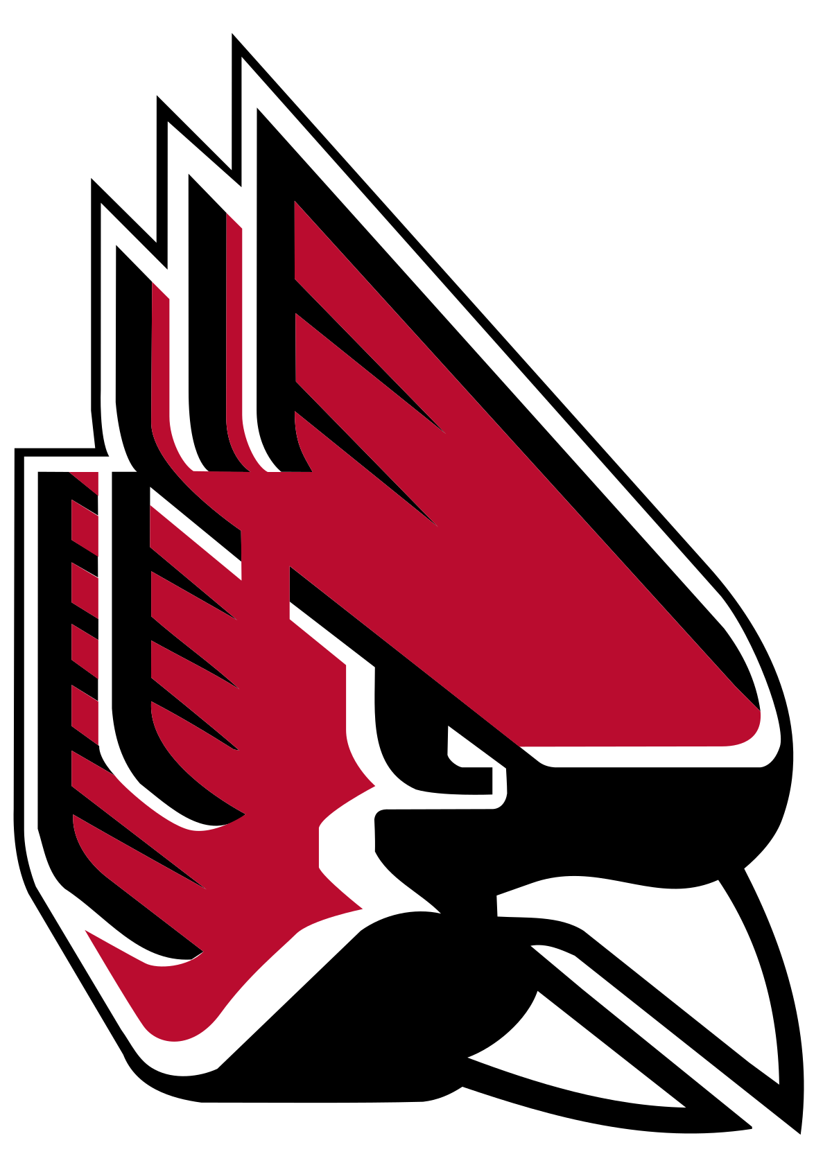 graphic library library Ball State Cardinals