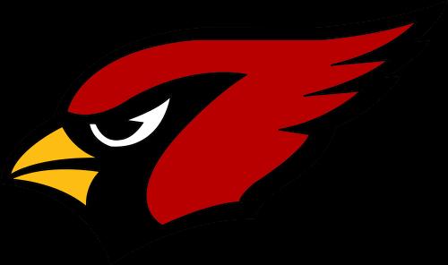 jpg black and white stock cardinal clipart mascot #60553447