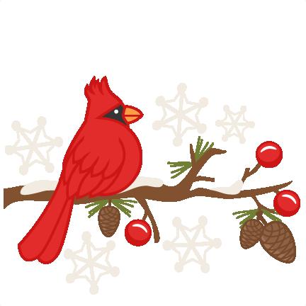 clip art royalty free download Cardinal svg. Scrapbook cut file cute.