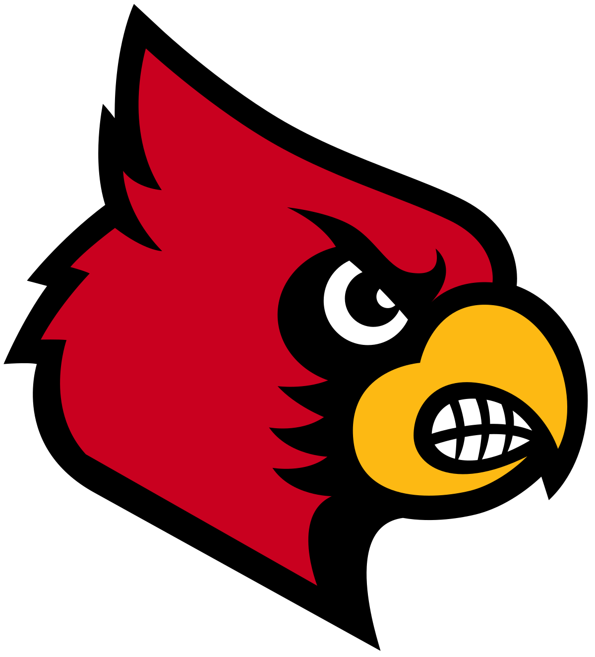 vector free stock Louisville Cardinals