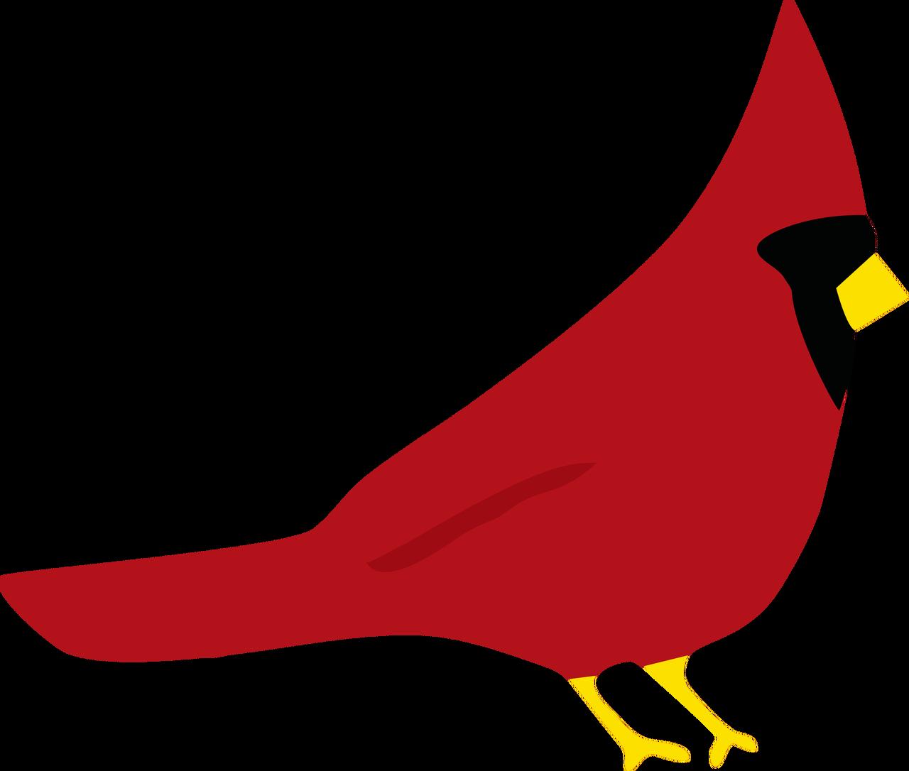 vector royalty free Cut file snap click. Cardinal svg.