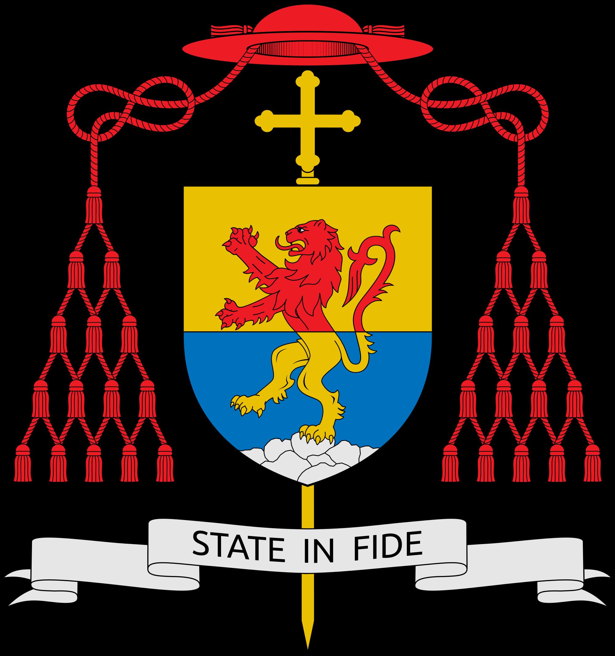 clip art free Cardinal svg. File coat of arms.