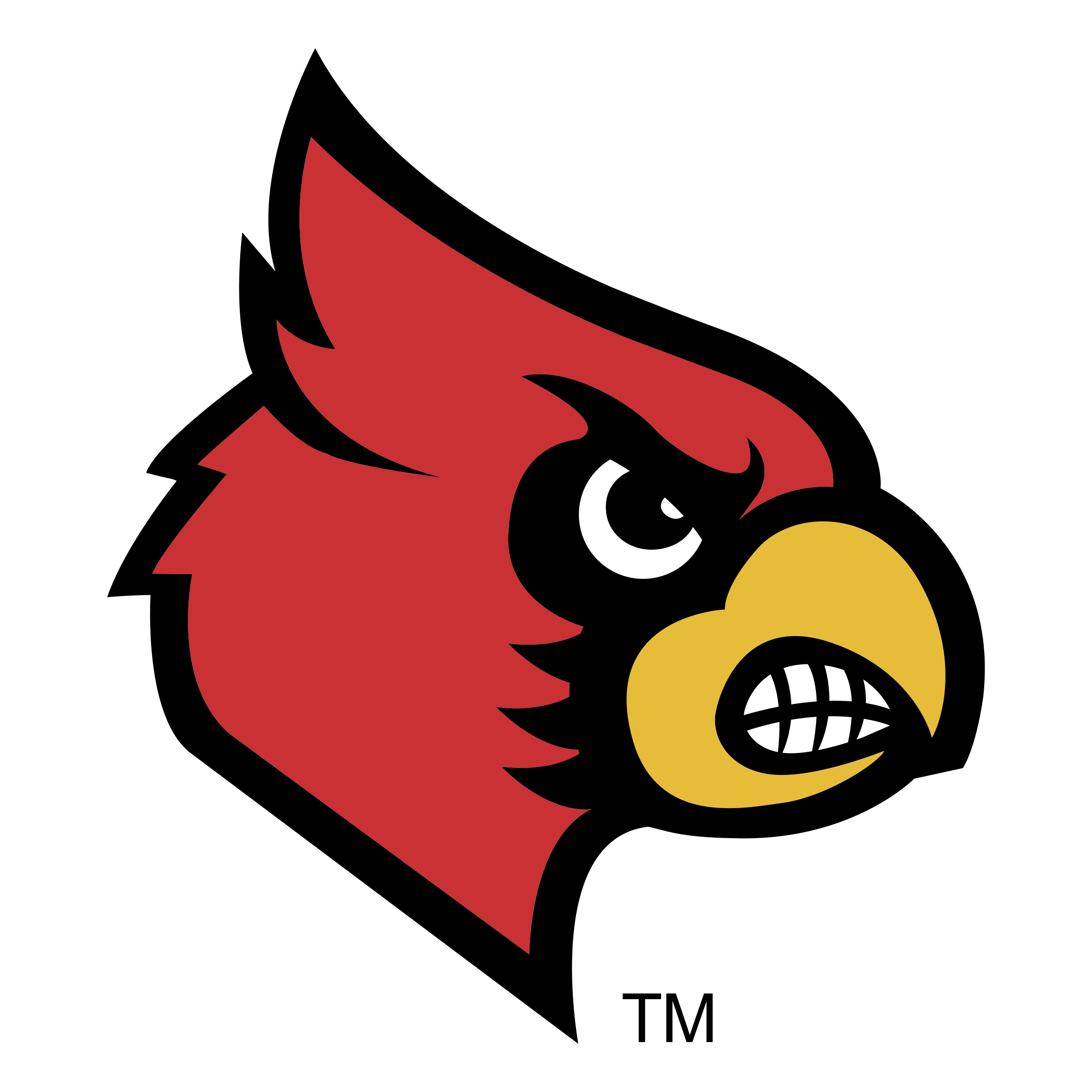 png freeuse library Louisville Cardinals Logo PNG Transparent