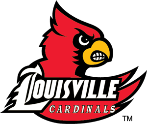 svg free stock University of Louisville Cardinals Logo Vector