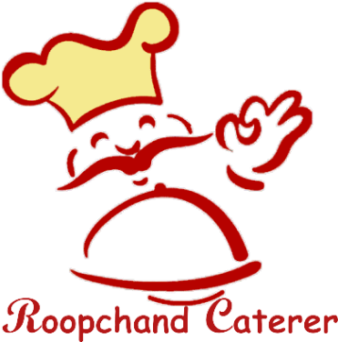 clip art black and white download Roopchand caterer catering service. Cards clipart annaprashan.